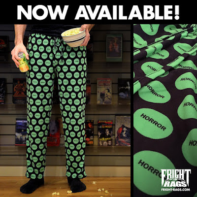 horror lounge pants