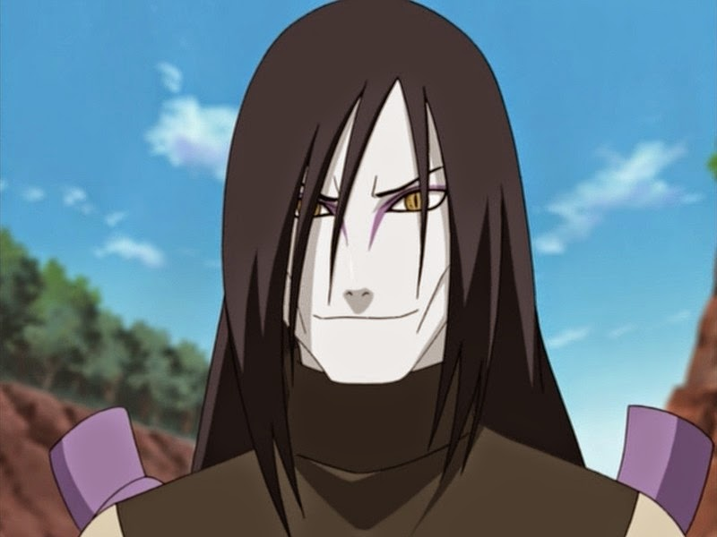 Wallpaper Orochimaru