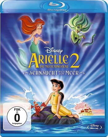 The Little Mermaid 2 - Return To The Sea 2000 Dual Audio Hindi Bluray Movie Download