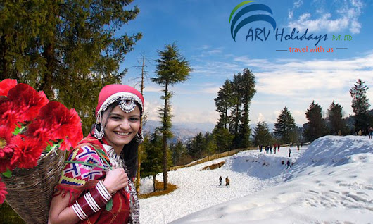 Have Unlimited Romance at Kufri in Himachal