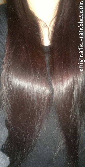 review-L'Oreal-Paris-Feria-Preference-Dye-P38-Violet-Vendetta-after