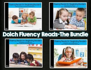 Dolch Fluency Reads