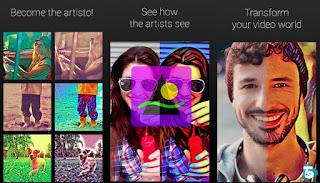 Cara Edit Video Menjadi Lukisan di Android