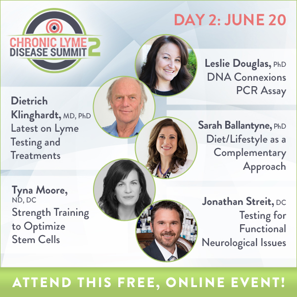 Kissy's: The Chronic Lyme Disease Summit 2 Day 2: Newest and most