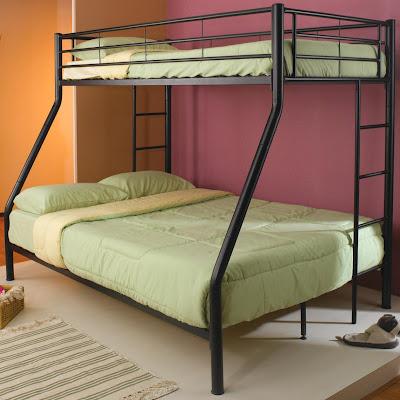The Best Interior Metal Bunk Bed Designs