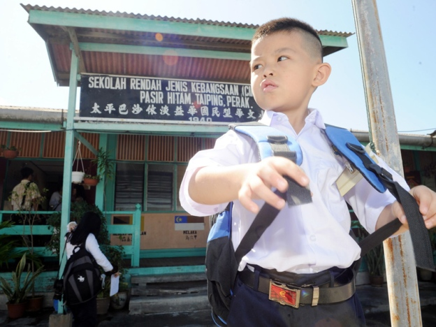 Malaysian School Continues Classes Despite Having Only One Student!