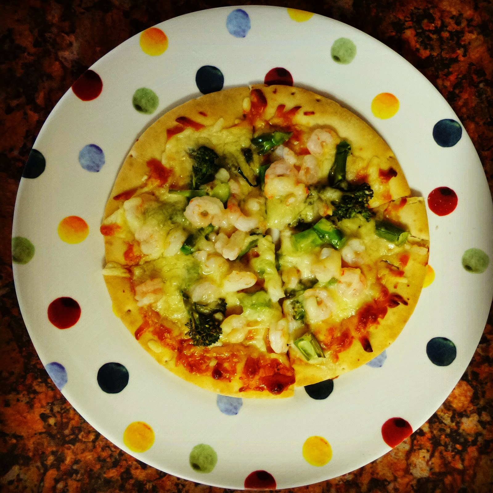 Tenderstem Pizza