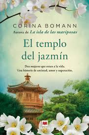 """""""El templo del jazmín"""" de Corina Bomman"""