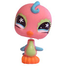 Littlest Pet Shop Gift Set Parakeet (#586) Pet