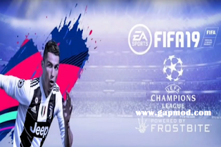 FIFA 14 Mod 19 Beta v1.0.2 HD Graphic by Arfan Brizan