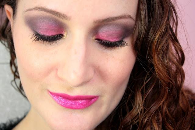 makeup rose