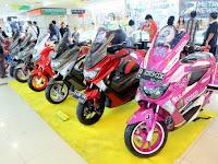12 Ide Konsep Modifikasi Keren Yamaha N Max 150, Kreatif Euy Bikin Tercengang!!