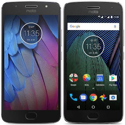 Motorola Moto G5s vs Motorola Moto G5 Plus