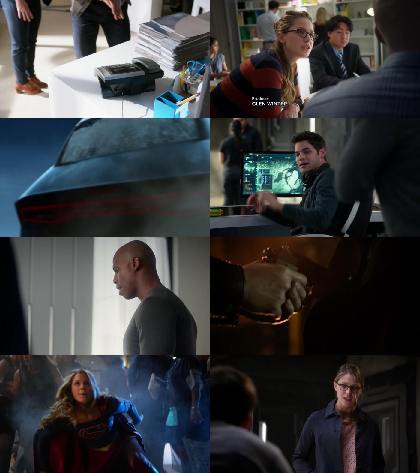 Supergirl Temporada 2 720p Latino