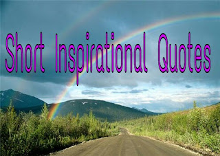 inspiorational thaughts