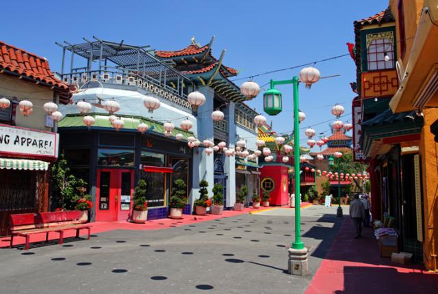 Kampung China di Singapura