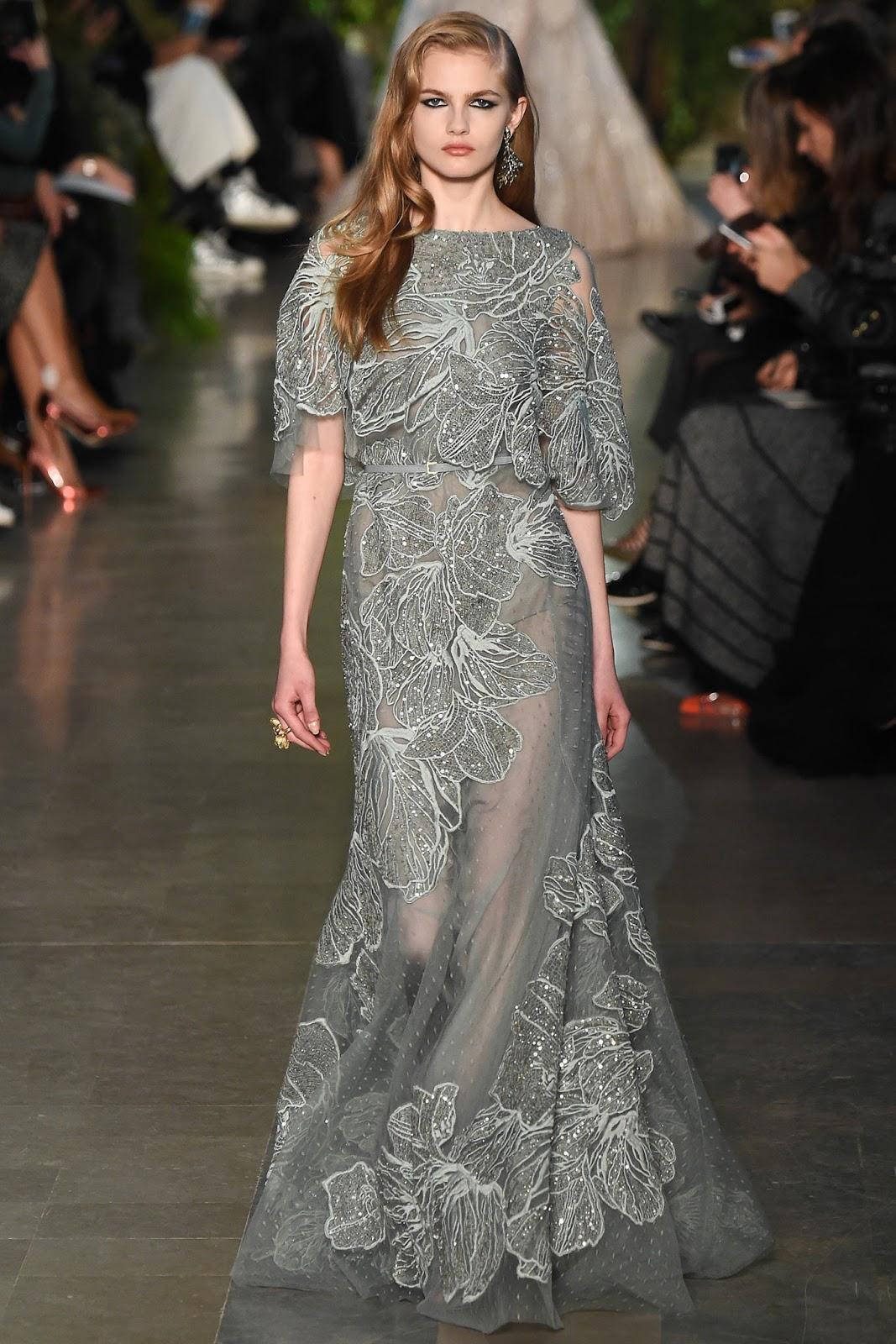 elie saab haute couture s/s 15 paris   visual optimism ...