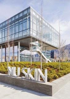 Apertura del Pabellón Nu Skin dentro de las oficinas corporativas globales de la Compañía