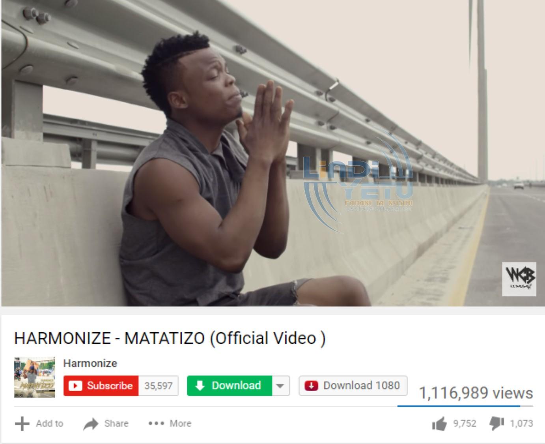 Harmonize - Matatizo