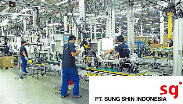 Lowongan Kerja Staff Purchasing, Accounting Manager PT Sung Shin Indonesia