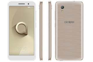 Alcatel 1 Unveiled as one of the Cheapest Android Go Smartphones