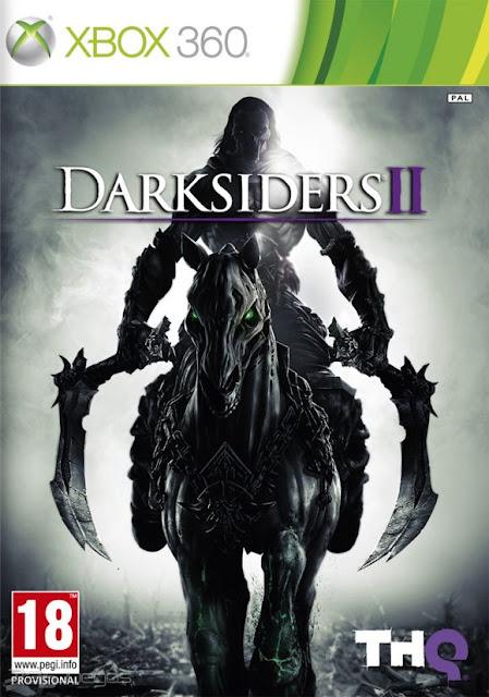 Darksiders II - Xbox360 - Portada