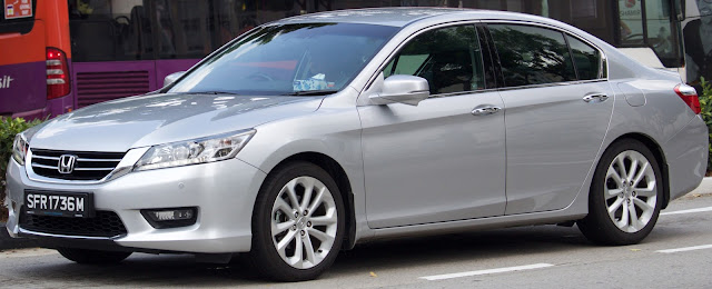 Contrôle et réglage du carrossage Honda Accord