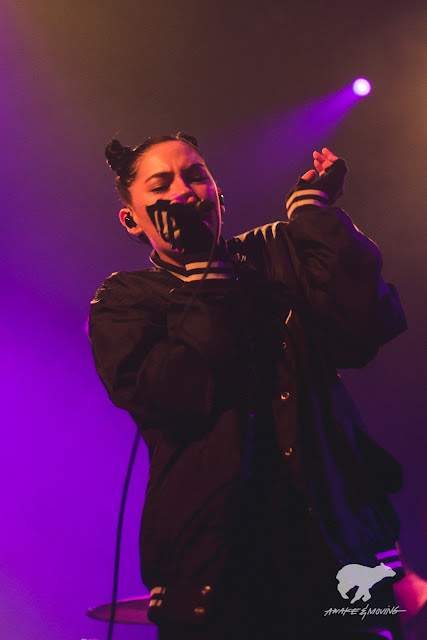 Powerful Bishop Briggs.