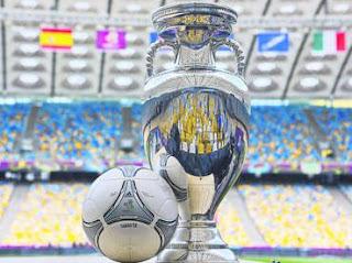 Eurocopa, trofeo