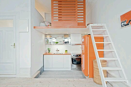Dapur Tiny House