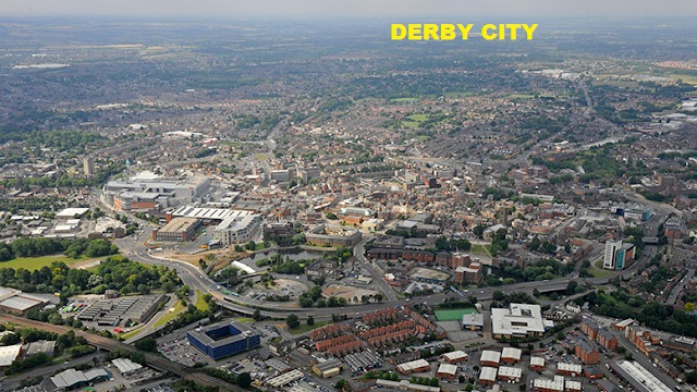 Best Derby Hotels to stay with Derby City Guide
