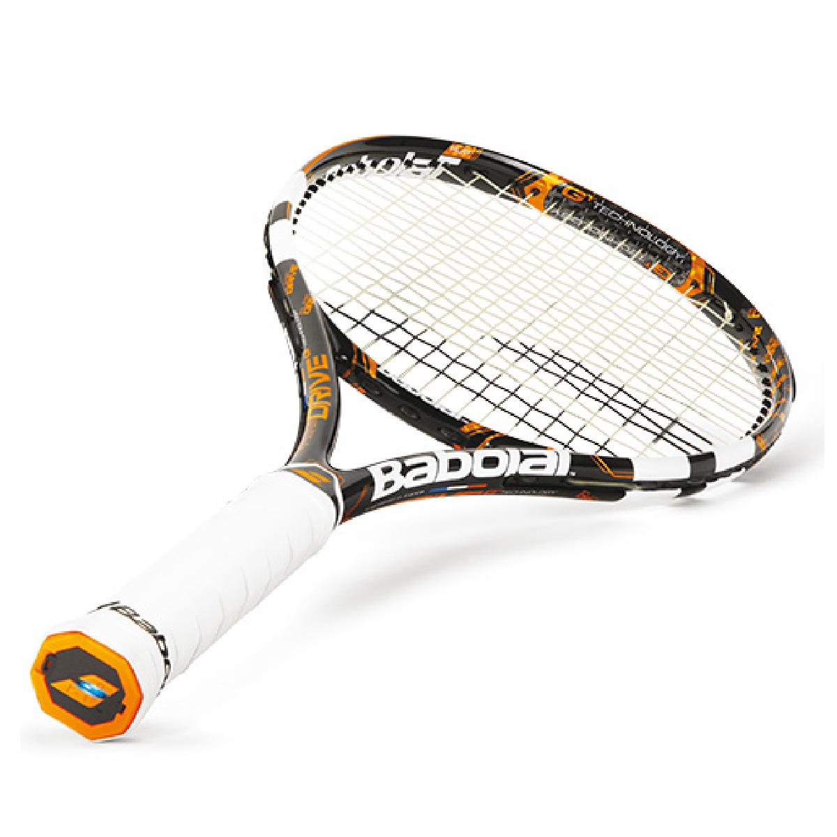 La raquette Babolat Play examine tout vos mouvements lors de votre partie de tennis.