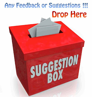 Suggestion Box - Raj Comics Info