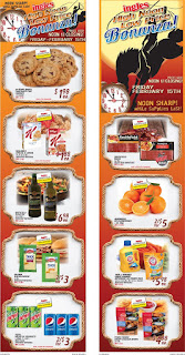 Ingles ad for this week