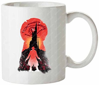Stephen King Coffee mug, Dark Tower Mug, Stephen King Store, Stephen King Shop