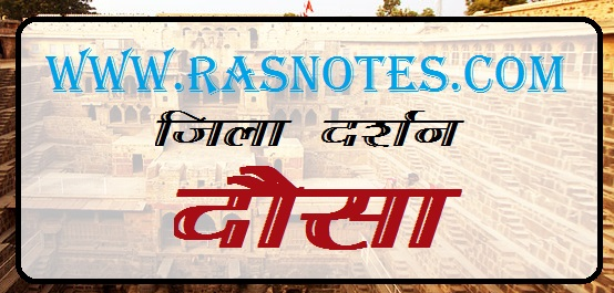 download zila darshan dausa in hindi pdf