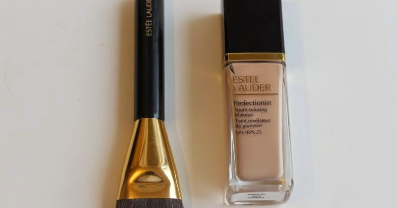 Estee Lauder Perfectionist Youth Infusing Foundation Review The