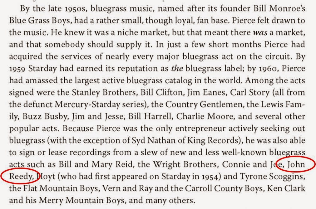 Remembering the Reedys: Appalachian Music, Migration, & Memory