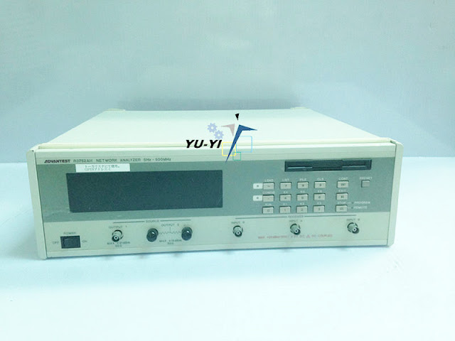 Advantest R3752AH Network Analyzer
