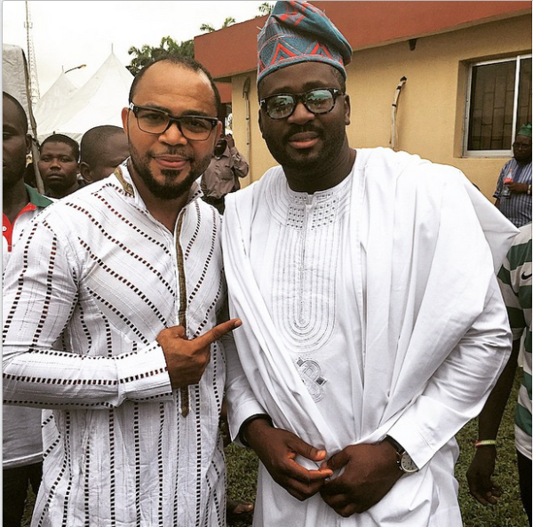 Desmond Elliot House Of Assembly Inauguration