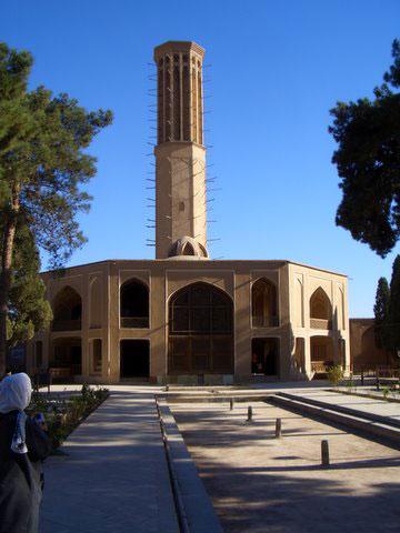 Dolat Abad Garden Yazd, Iran