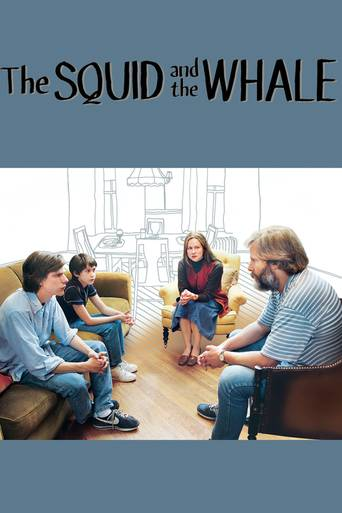 The Squid and the Whale (2005) tainies online oipeirates
