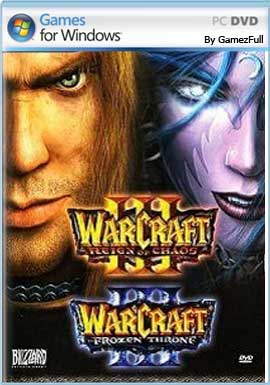 Descargar Warcraft III pc full español mega y google drive.