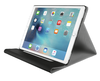 "trust custodia ipad 12"" 22107"