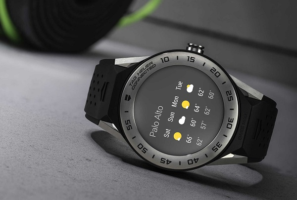 TAG Heuer launches Connected Modular 41 smartwatch with Android Wear, 8GB storage and 1GB RAM