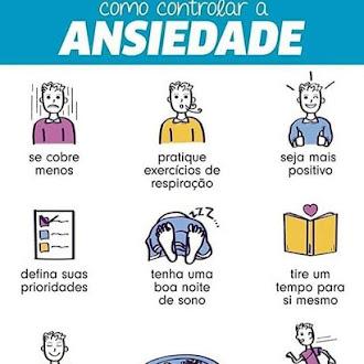 Controle sua ansiedade
