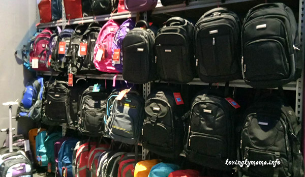 school opening shopping - SMX shoes and bags sale - backpacks