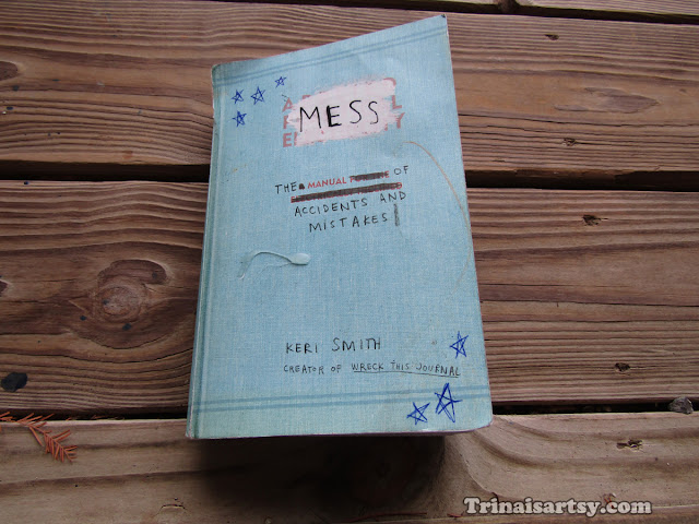 Keri Smith's Mess This Journal Cover