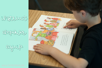 empower students to decode multisyllable words with a systematic strategy
