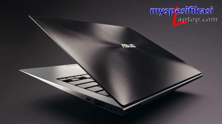 ASUS%2BZenbook ASUS Zenbook Laptop Tertipis dan Paling Ringan Khas ASUS